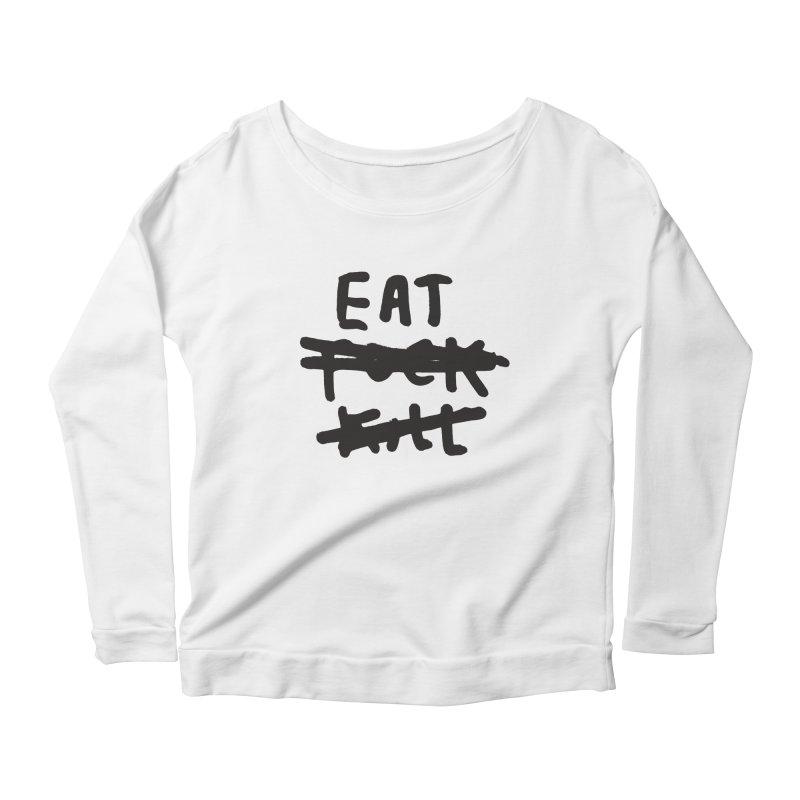 To Do List Women's Longsleeve T-Shirt by James Victore's Artist Shop
