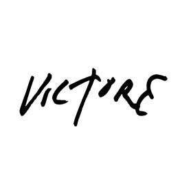 Logo for James Victore's Artist Shop