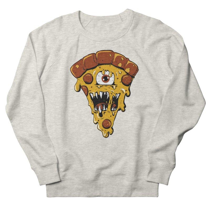 Monster Slice Women's Sweatshirt by James Zintel