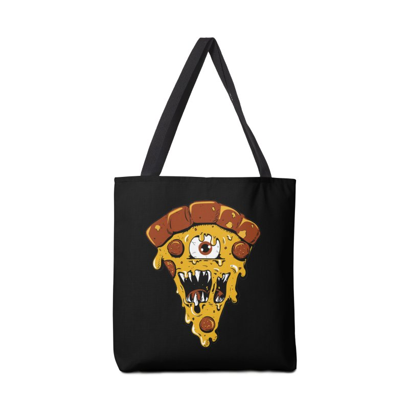 Monster Slice Accessories Bag by James Zintel