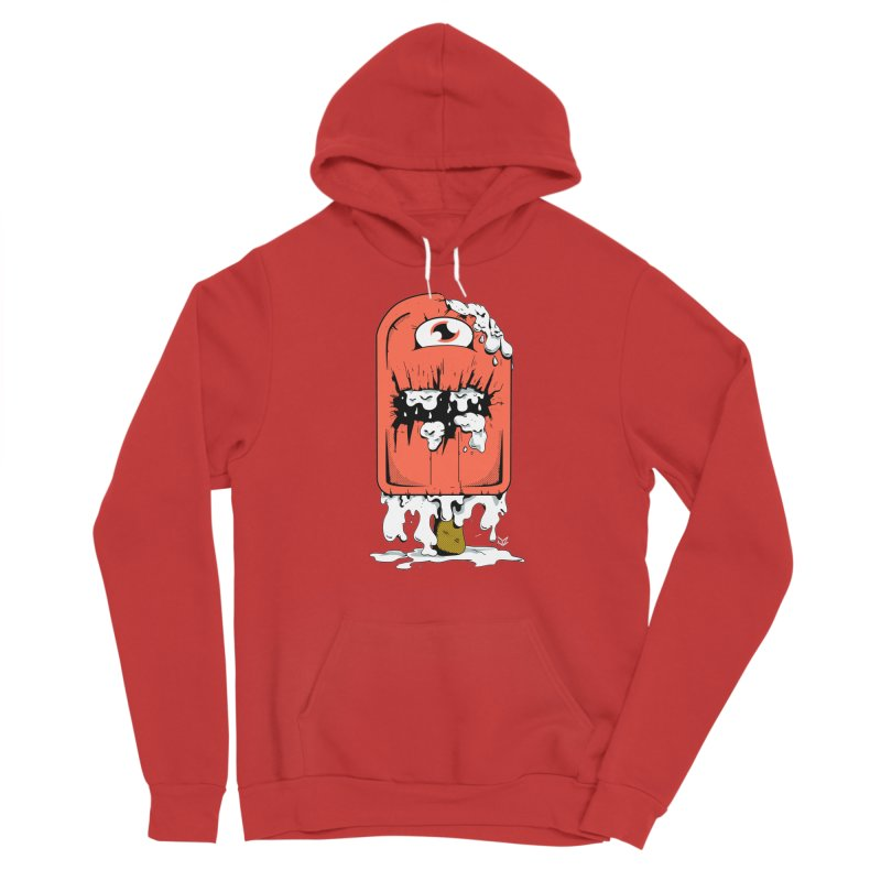 Screamsicle Men's Pullover Hoody by James Zintel