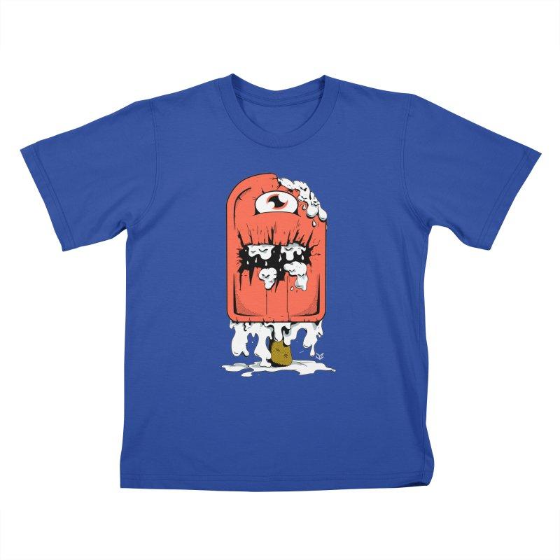 Screamsicle Kids T-Shirt by James Zintel