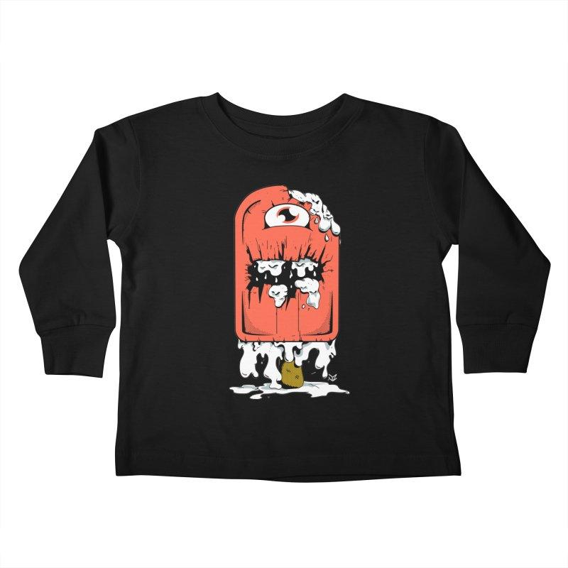 Screamsicle Kids Toddler Longsleeve T-Shirt by James Zintel