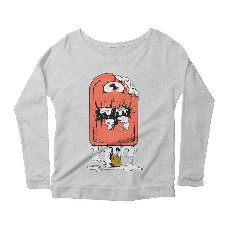 Screamsicle Women's Longsleeve T-Shirt by James Zintel