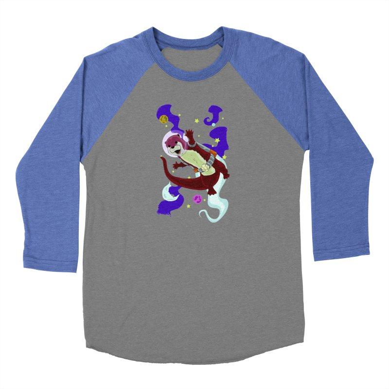 Otter Space Women's Longsleeve T-Shirt by James Zintel