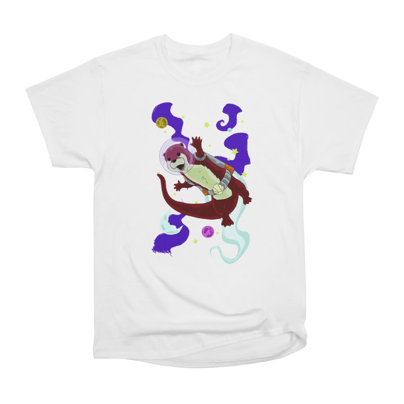 Otter Space Women's T-Shirt by James Zintel