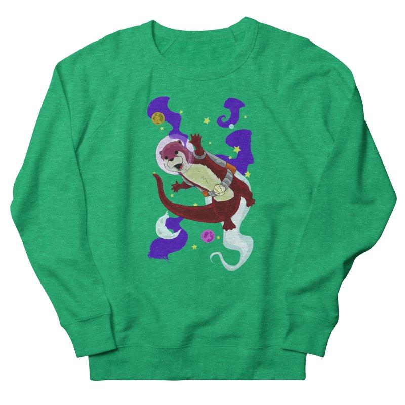 Otter Space Women's Sweatshirt by James Zintel