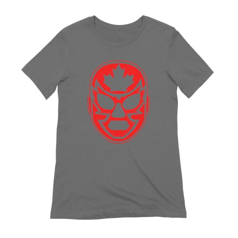 Luchanada Women's T-Shirt by James Zintel