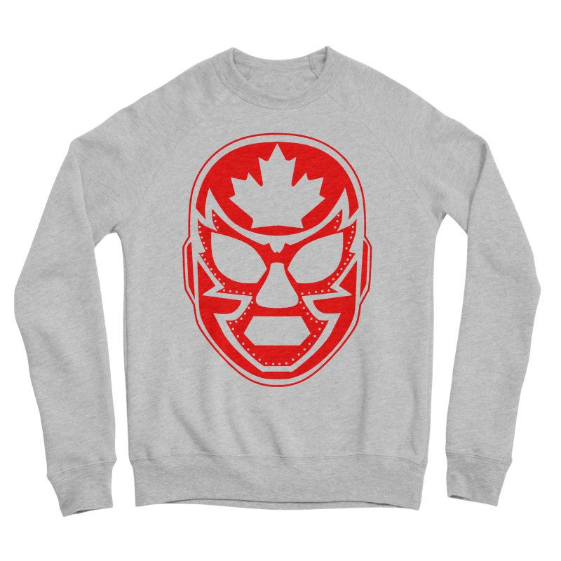 Luchanada Men's Sweatshirt by James Zintel
