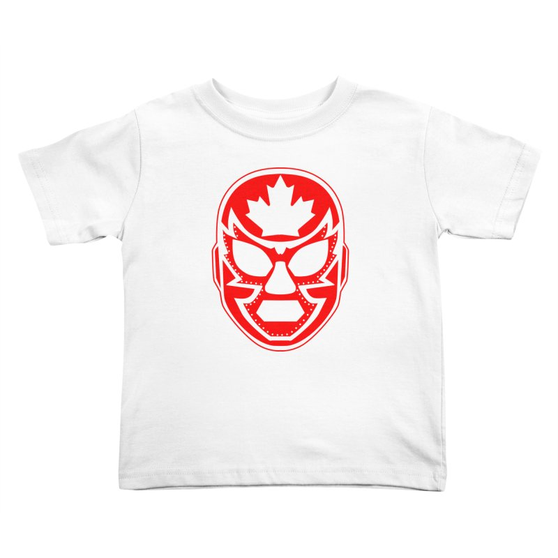 Luchanada Kids Toddler T-Shirt by James Zintel