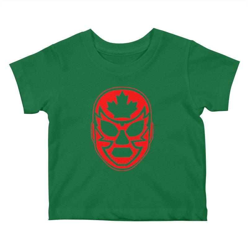 Luchanada Kids Baby T-Shirt by James Zintel