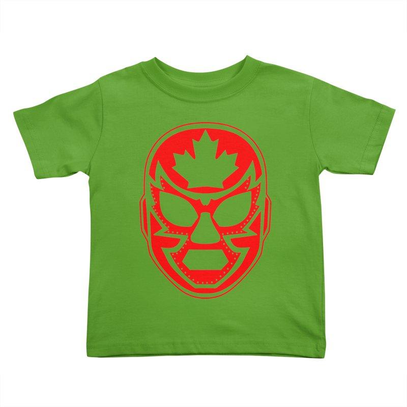 Luchanada Kids Toddler T-Shirt by James Zintel