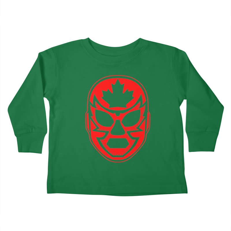 Luchanada Kids Toddler Longsleeve T-Shirt by James Zintel