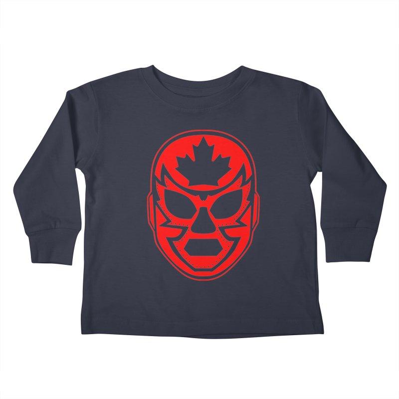 Luchanada Kids Toddler Longsleeve T-Shirt by James Zintel