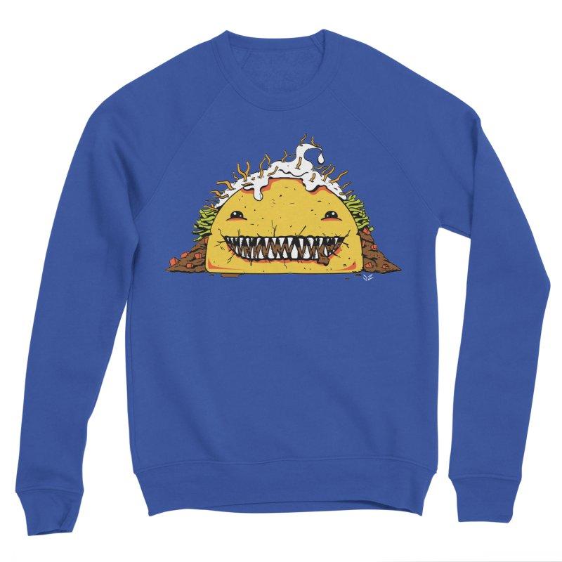Terror Taco Women's Sweatshirt by James Zintel
