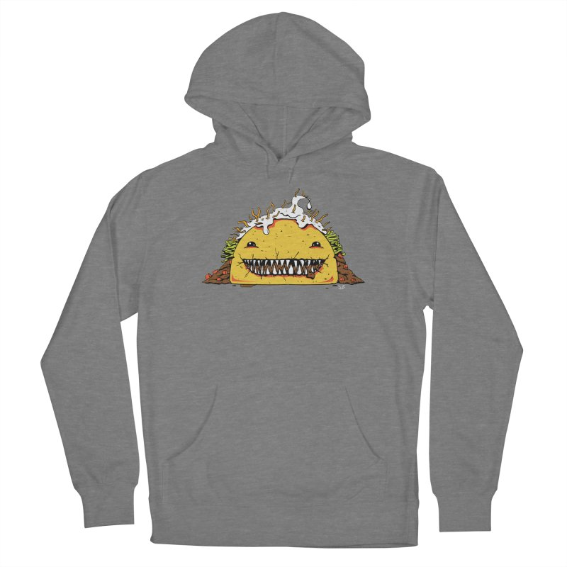 Terror Taco Women's Pullover Hoody by James Zintel