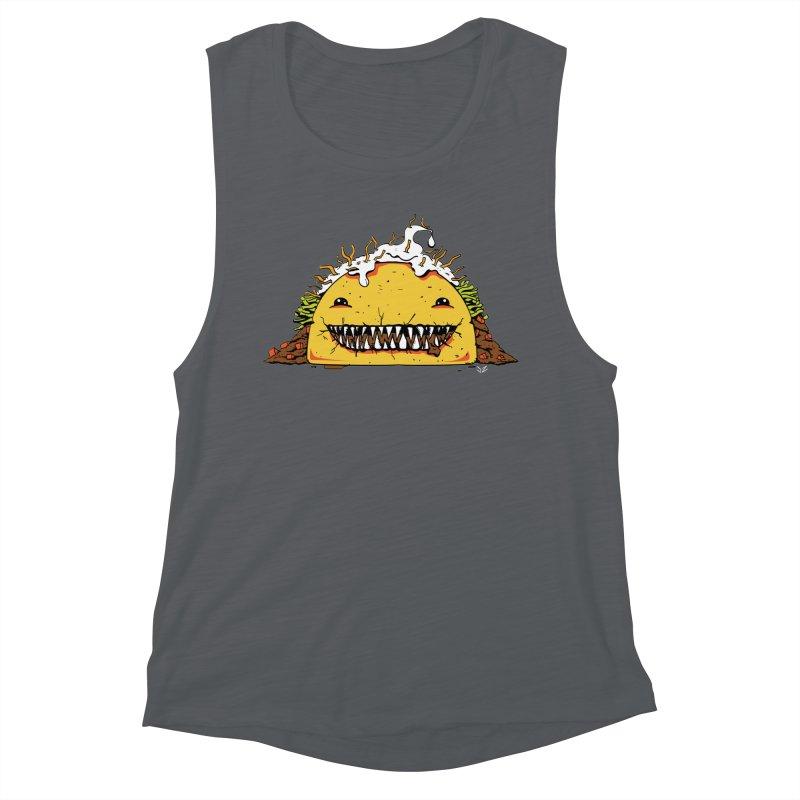 Terror Taco Women's Tank by James Zintel