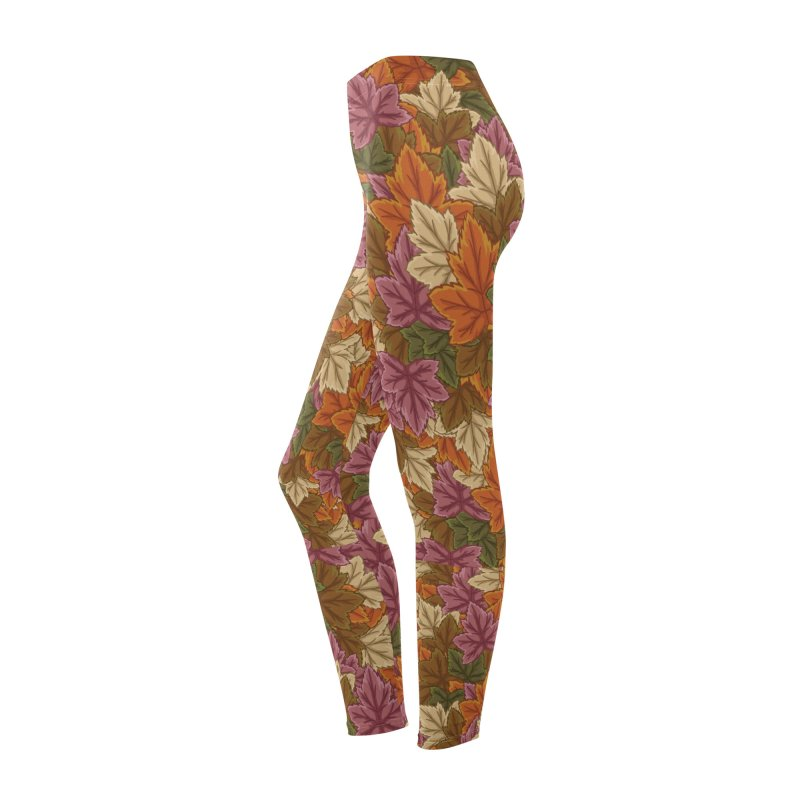 Autumn Leaves Women's Bottoms by James Zintel
