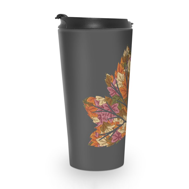 Autumn Leaves Accessories Mug by James Zintel