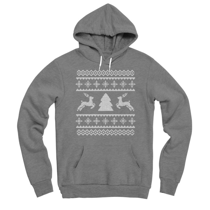 Christmas Sweater - Deers and Such Women's Pullover Hoody by James Zintel