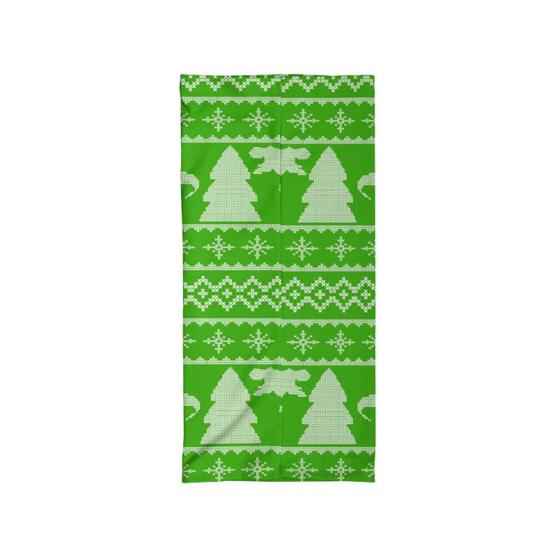 Rexmas Holiday Sweater Accessories Neck Gaiter by James Zintel