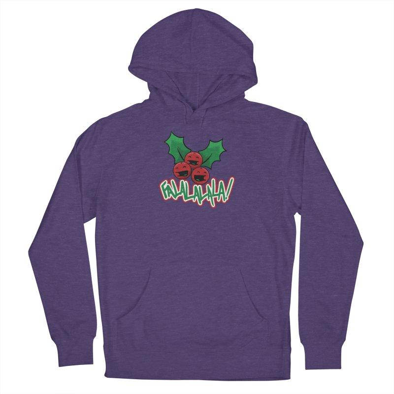 Holly Berries Women's Pullover Hoody by James Zintel