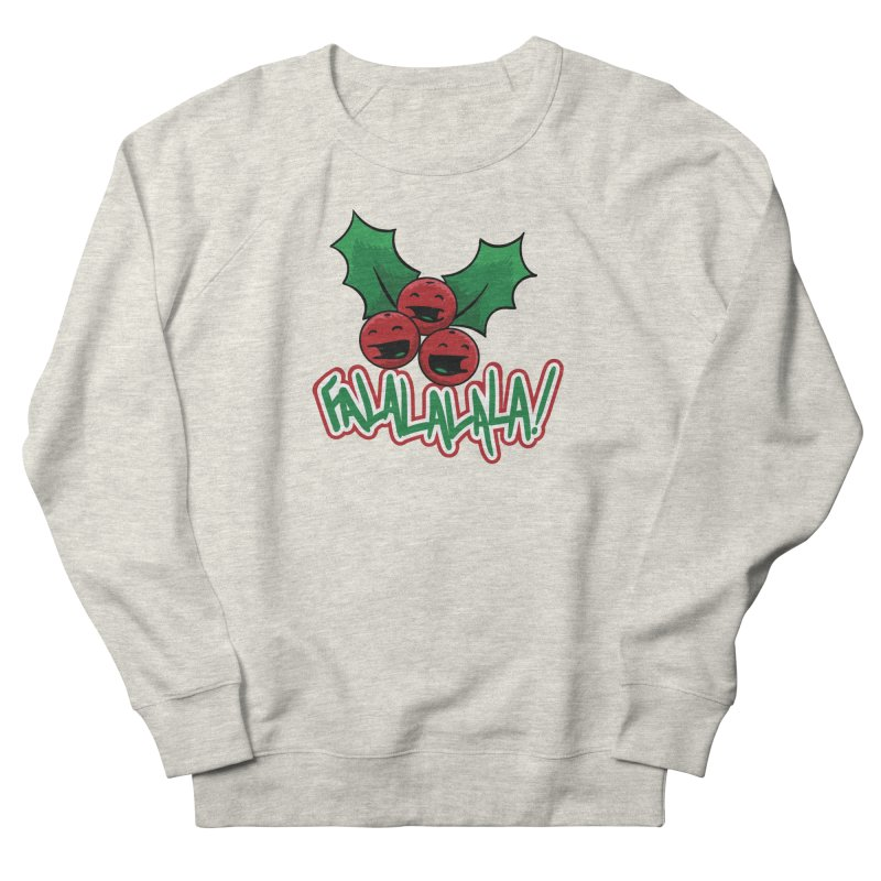 Holly Berries Women's Sweatshirt by James Zintel