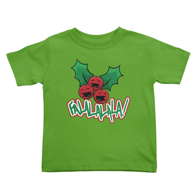 Holly Berries Kids Toddler T-Shirt by James Zintel