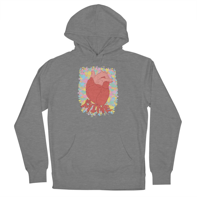 Be Mine Women's Pullover Hoody by James Zintel