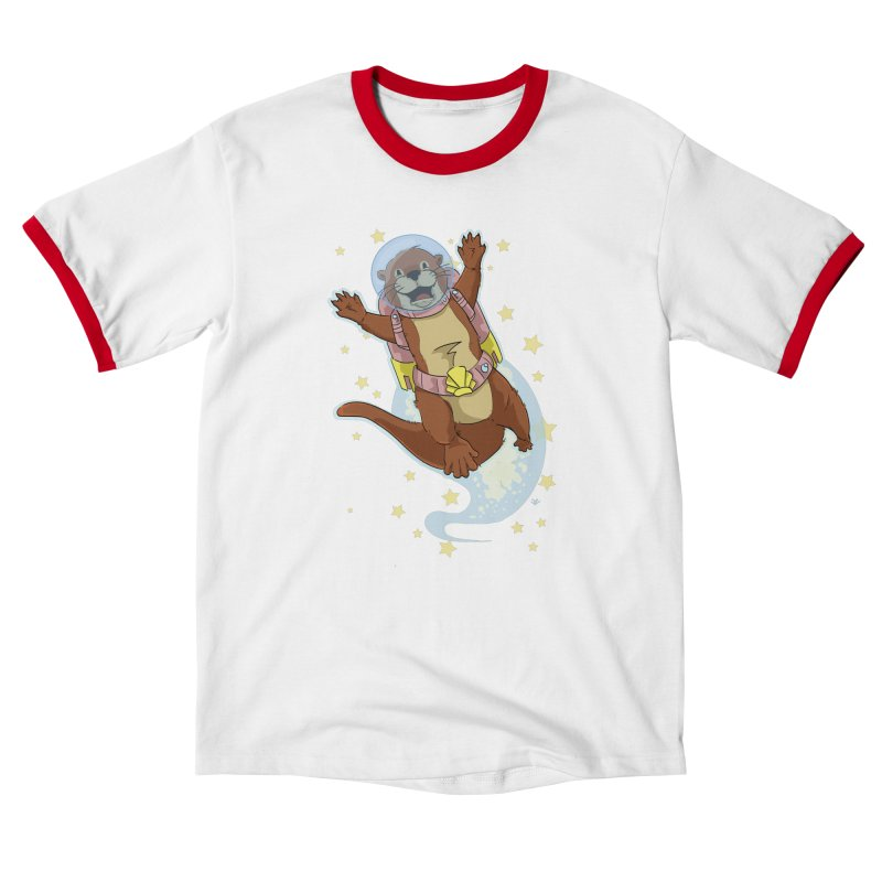 Otter Space 2.0 Women's T-Shirt by James Zintel