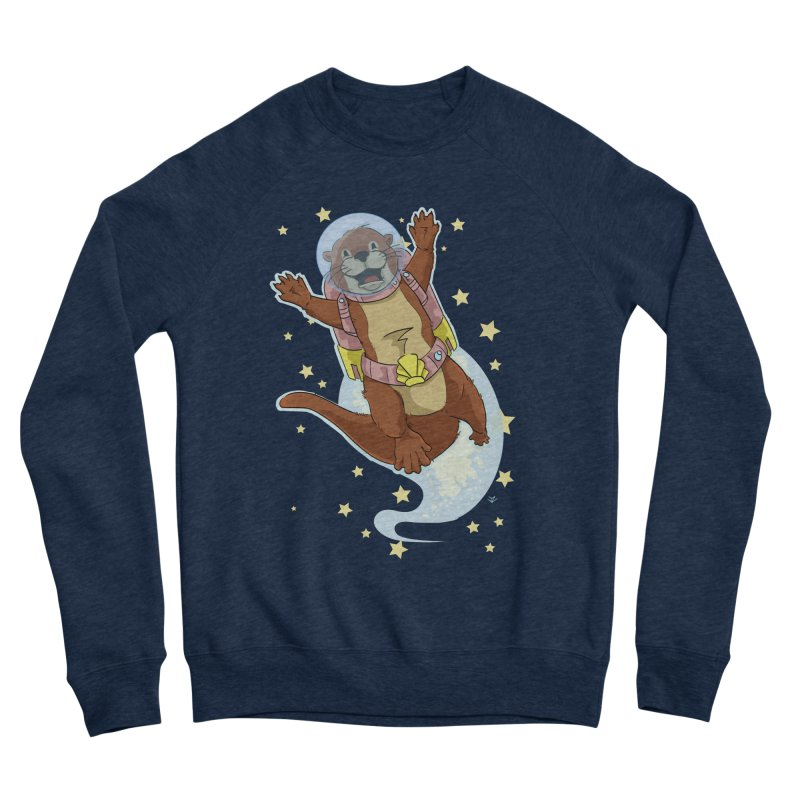 Otter Space 2.0 Men's Sweatshirt by James Zintel