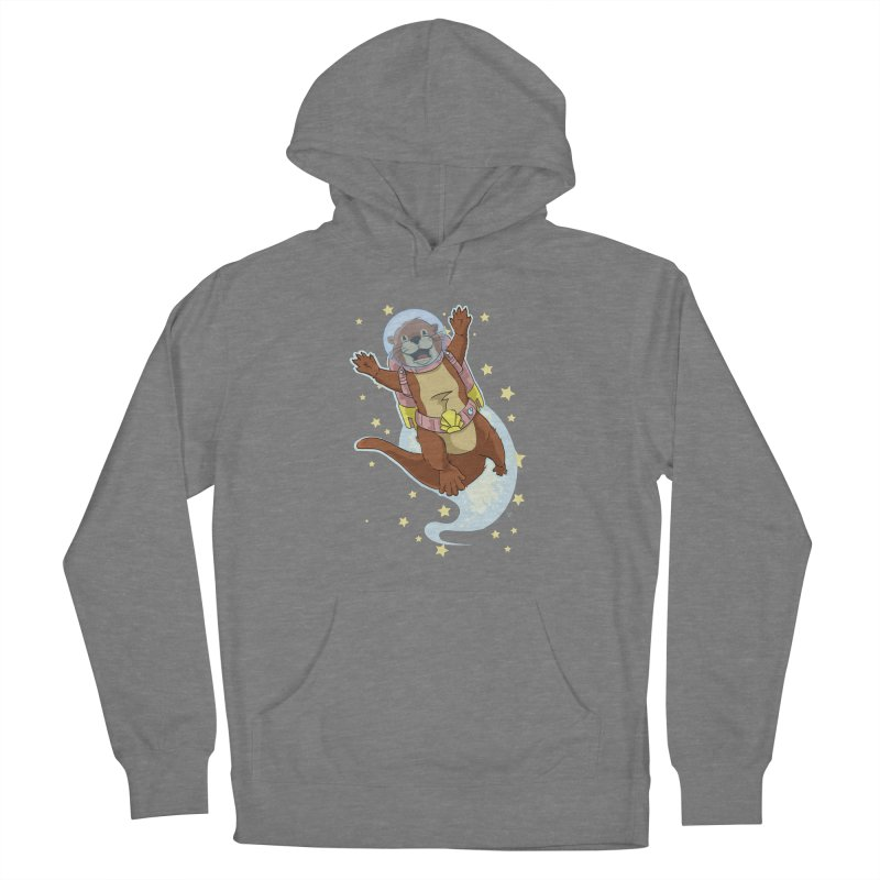 Otter Space 2.0 Women's Pullover Hoody by James Zintel