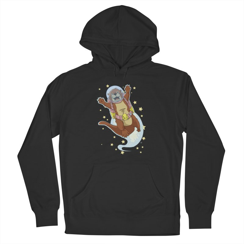 Otter Space 2.0 Women's Pullover Hoody by James Zintel