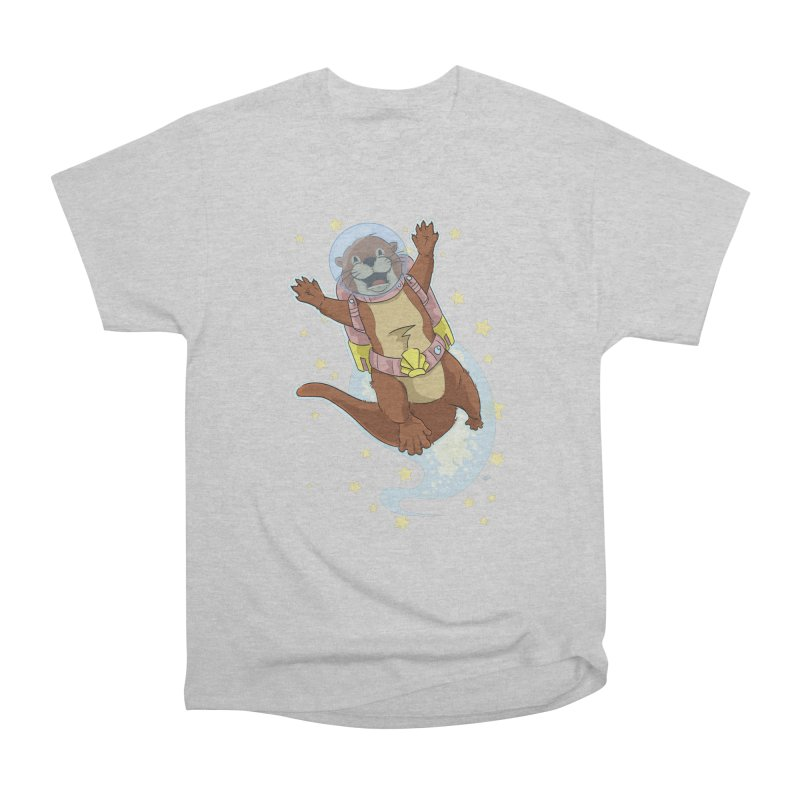 Otter Space 2.0 Men's T-Shirt by James Zintel
