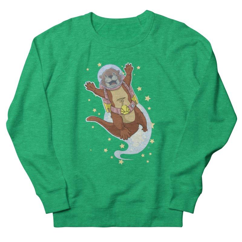Otter Space 2.0 Women's Sweatshirt by James Zintel