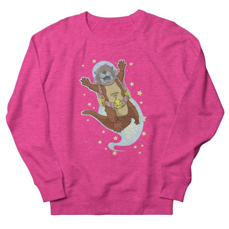 Otter Space 2.0 Men's Sweatshirt by James Zintel