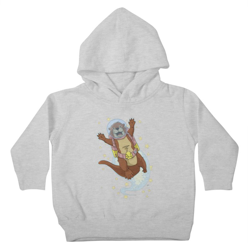 Otter Space 2.0 Kids Toddler Pullover Hoody by James Zintel