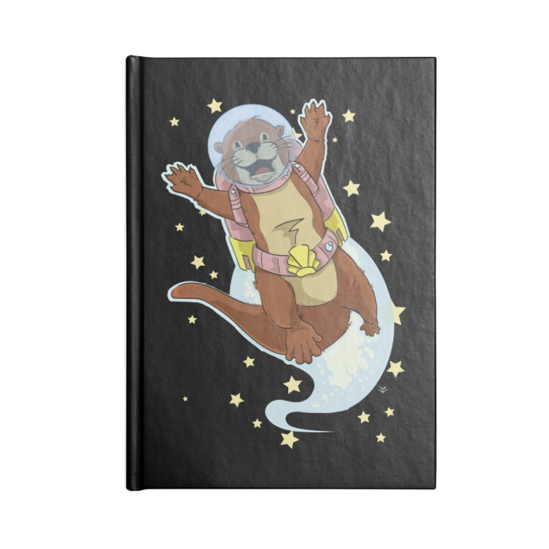 Otter Space 2.0 Accessories Notebook by James Zintel
