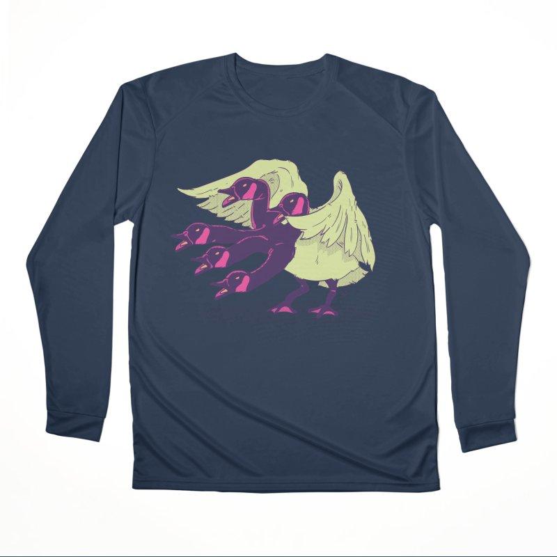 Goose Hydra Women's Longsleeve T-Shirt by James Zintel