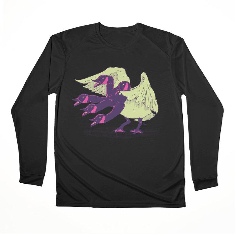 Goose Hydra Men's Longsleeve T-Shirt by James Zintel