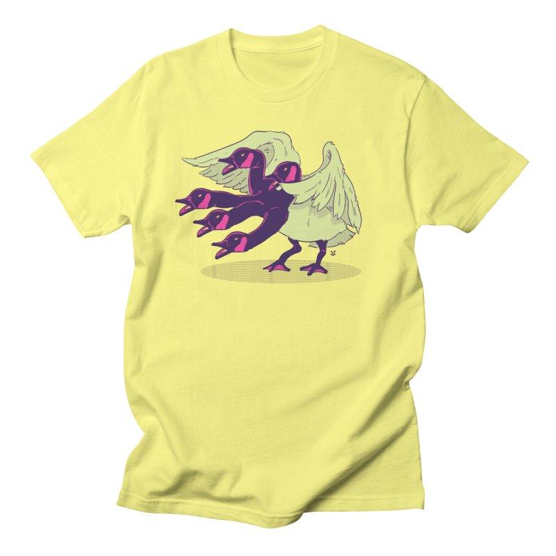 Goose Hydra Men's T-Shirt by James Zintel