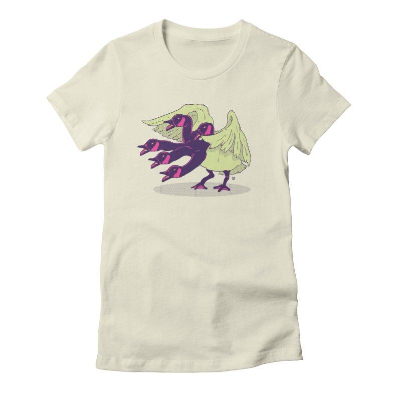Goose Hydra Women's T-Shirt by James Zintel