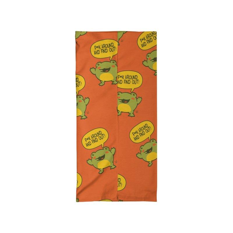 Froglin Accessories Neck Gaiter by James Zintel