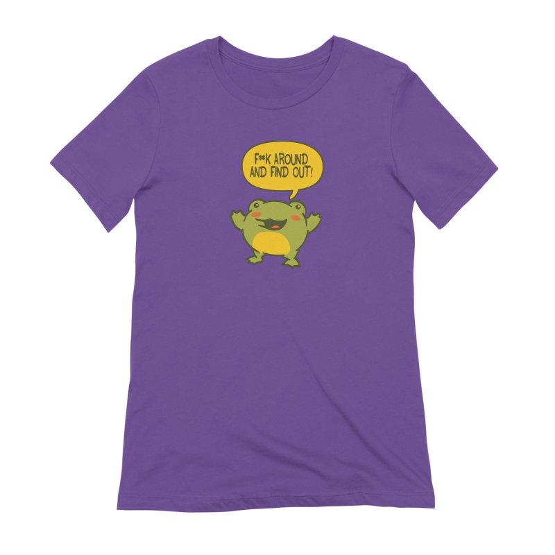 Froglin Women's T-Shirt by James Zintel