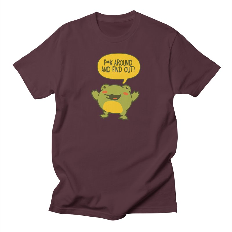 Froglin Men's T-Shirt by James Zintel