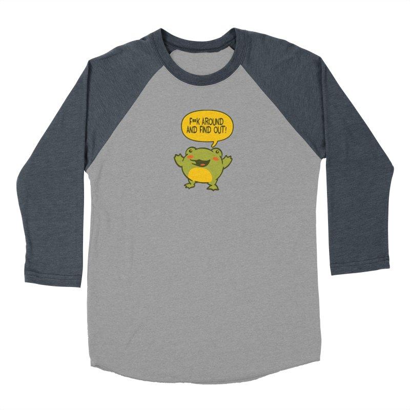Froglin Women's Longsleeve T-Shirt by James Zintel