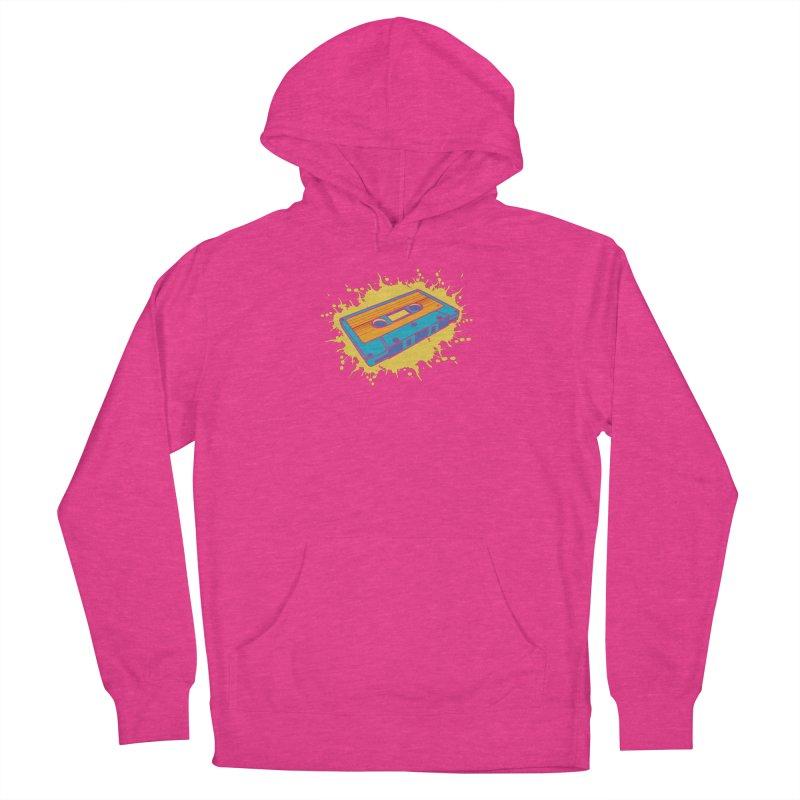 Mix It Up Women's Pullover Hoody by James Zintel