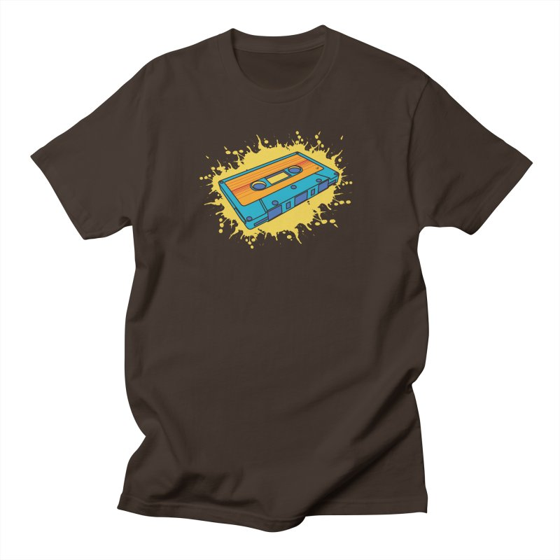 Mix It Up Men's T-Shirt by James Zintel