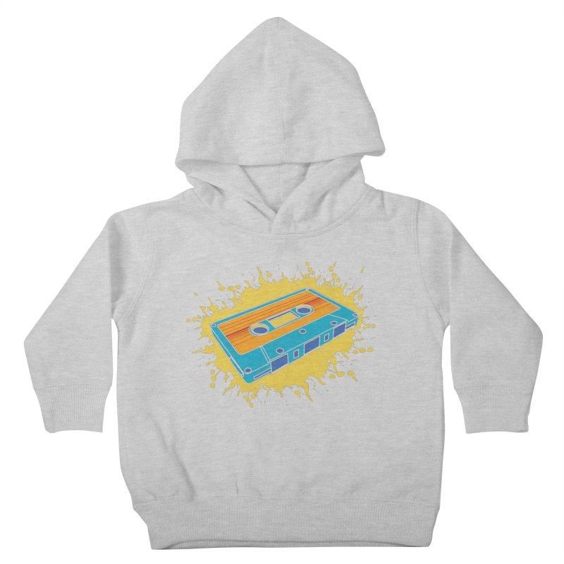 Mix It Up Kids Toddler Pullover Hoody by James Zintel