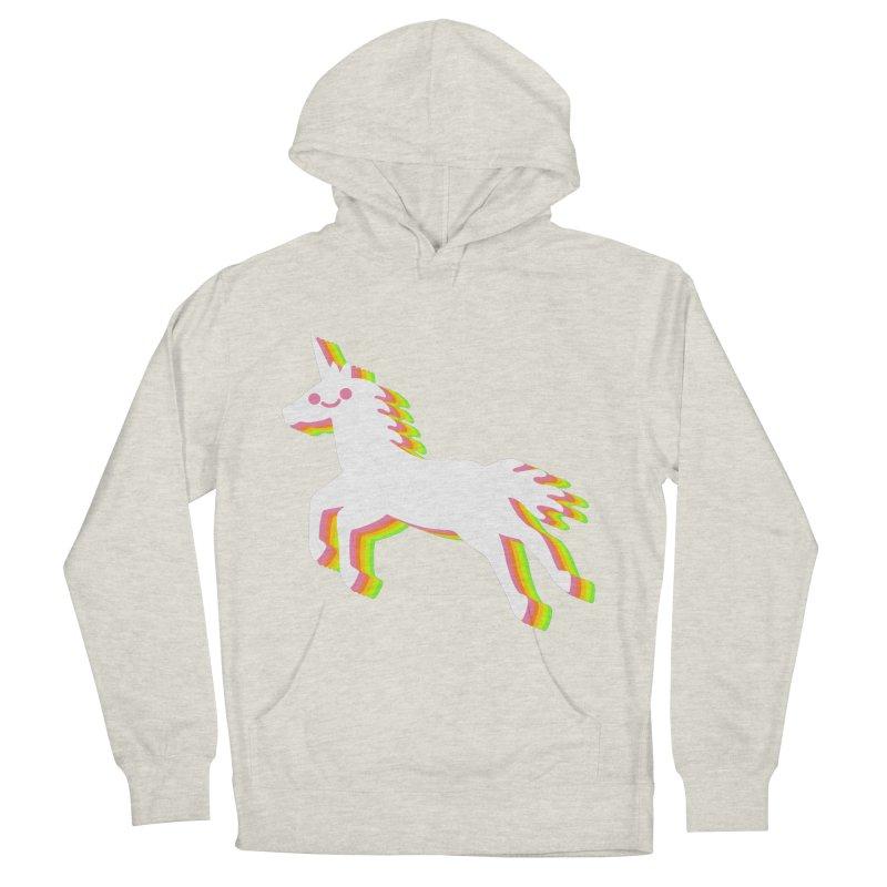 Derpy Unicorn Women's Pullover Hoody by JC Design